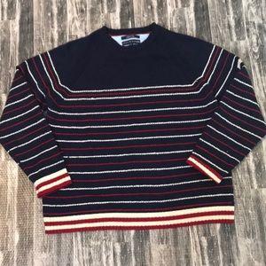 Tommy Hilfiger XL stripe sweater